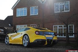 Ferrari F12 Yellow - photo of the day bumblebee ferrari f12 berlinetta gtspirit