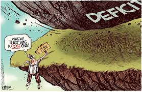 Fiscal Cliff Deficit