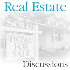 real estate discussions podcast
