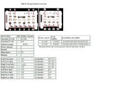 2014 nissan altima wiring diagrams 2014 wiring diagrams