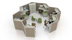 Northeast Factory Direct Cleveland Ohio by Gen2 9000 Workcentric Pod 1 Factory Direct Office Furniture In