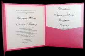 wedding invitations exles glitzy damask pocketfold wedding invitation sle xehhp diy
