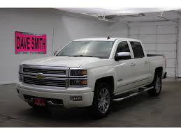 used 2014 chevrolet silverado 1500 high country crew cab short box