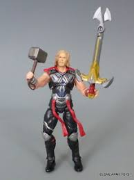 battle hammer thor 01 marvel universe avengers legends 1 2 6 2011