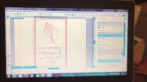 vinyl wedding invitations diy print and cut wedding invitations tutorial using silhouette