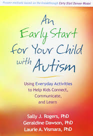 an early start for your child with autism using everyday
