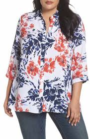 womens no iron blouses foxcroft s shirts blouses clothing nordstrom