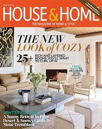 Home And Decor Magazine House U0026 Home