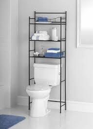 Bathroom Space Saver Shelves The Toilet Storage Mybedmybath
