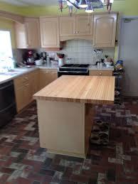 Butcher Block Kitchen Countertops Maple Butcher Block Countertops Country Mouldings