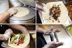 Beginner Beans Simple Dining Room And Kitchen Tour Inside Chipotle U0027s Kitchen What U0027s Really Handmade Wsj