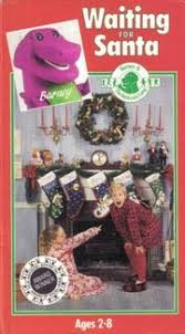Barney U0026 The Backyard Gang by Opening To Barney And The Backyard Gang Waiting For Santa 1990