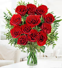 roses for valentines day s day flowers at prestige flowers send roses 12 roses