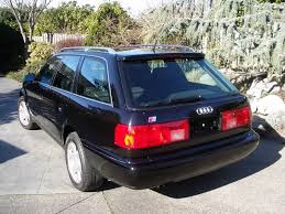 audi s6 turbo coal 1995 5 audi s6 avant i found my unicorn but let it go free