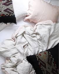 two tone linen duvet blush chalk u2013 two dawson linen bedding with