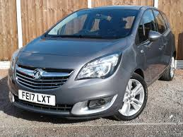 used vauxhall meriva cars for sale used vauxhall meriva offers