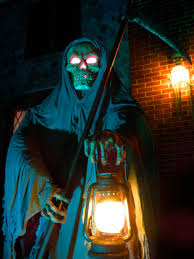 moving halloween props halloween 2012 monster mud grim reaper prop halloween