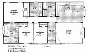 5 bedroom mobile homes manufactured home floor plan the t n r