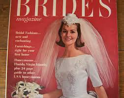 brides magazine vintage brides magazine etsy
