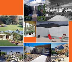 landscaping ideas mid century modern design by moderndesign org