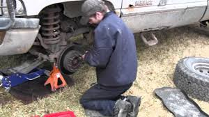 Dodge Ram 3500 Truck Parts - dodge ram front wheel bearing failure and replacement part 1 youtube