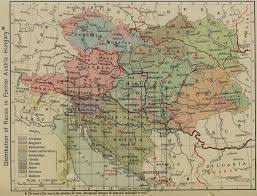 Map Of Europe Before And After Ww1 by Austria Hungary Wikipedia
