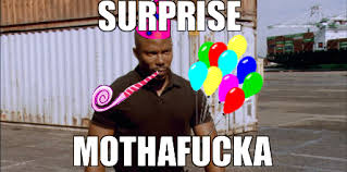 Surprise Meme - image 304577 james doakes surprise motherfucker know