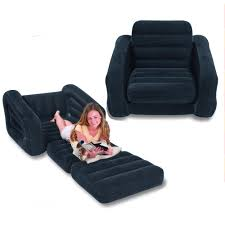Sofa Bed Inflatable by 70 Off Intex One Person Inflatable Pull Out Chair Bed Sofa Bed