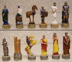 ancient chess set directory inventory chessmen3