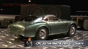 aston martin db4 zagato cmc 1 18 aston martin db4 gt zagato heavy metal models youtube