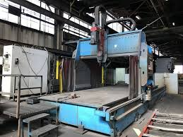 nicolas correa fp 40 40s cnc 5 axis double column vmc mills