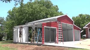 Steel Barns Sale Carports Wood Carport Kits Steel Garage Buildings Building A
