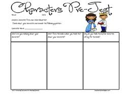 unit 2 following characters into meaning pre and post test tpt