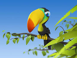 free screensavers download saversplanet com colorful parrot birds