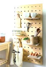 r駸erver en cuisine rangement mural cuisine accroche casseroles cuisine accessoire