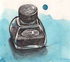 hudson valley sketches private reserve blue suede ink review