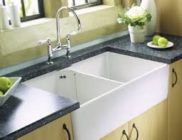 Kitchen Sink Ceramic Ceramic Kitchen Sinks Home Design Styles - Kitchen sinks ceramic