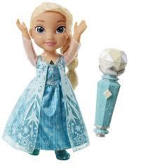 Sainsburys Halloween Voice Changer by Frozen Sing A Long With Elsa Doll Disney Frozen Amazon Co Uk