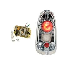 dakota digital led tail lights dakota digital 1956 chevy car led tail light replacements