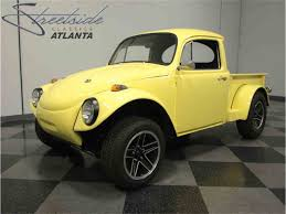 beetle volkswagen 1970 1970 volkswagen baja beetle truck for sale classiccars com cc