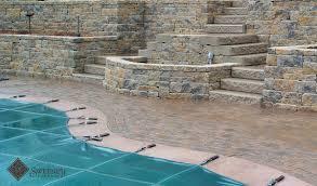 paver stones for patios paving the way paving stones versus concrete slabs sweeney