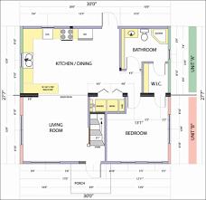 make a floor plan free uncategorized how to draw floor plan to scale cool inside