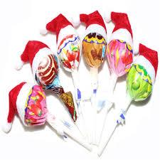 christmas caps christmas lollipops candy small hat christmas