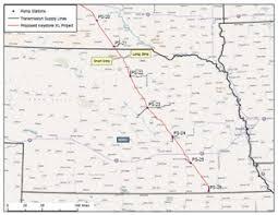 keystone xl pipeline map keystone xl pipeline route