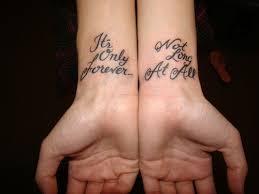 tattoo inner wrist designs 2011 inner wrist tattoo designs for girls tattoomagz