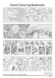 printable bookmarks for readers printable bookmarks to color great to give students on the first