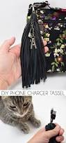 diy phone charger diy phone charging tassel for your purse dream a little bigger