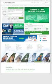 frontier baggage fees frontier airlines competitors revenue and employees company