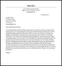 nursing assistant cover letter sample home cover letter design
