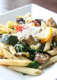 roasted vegetable pasta salad daily appetite